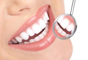 зубы красивые